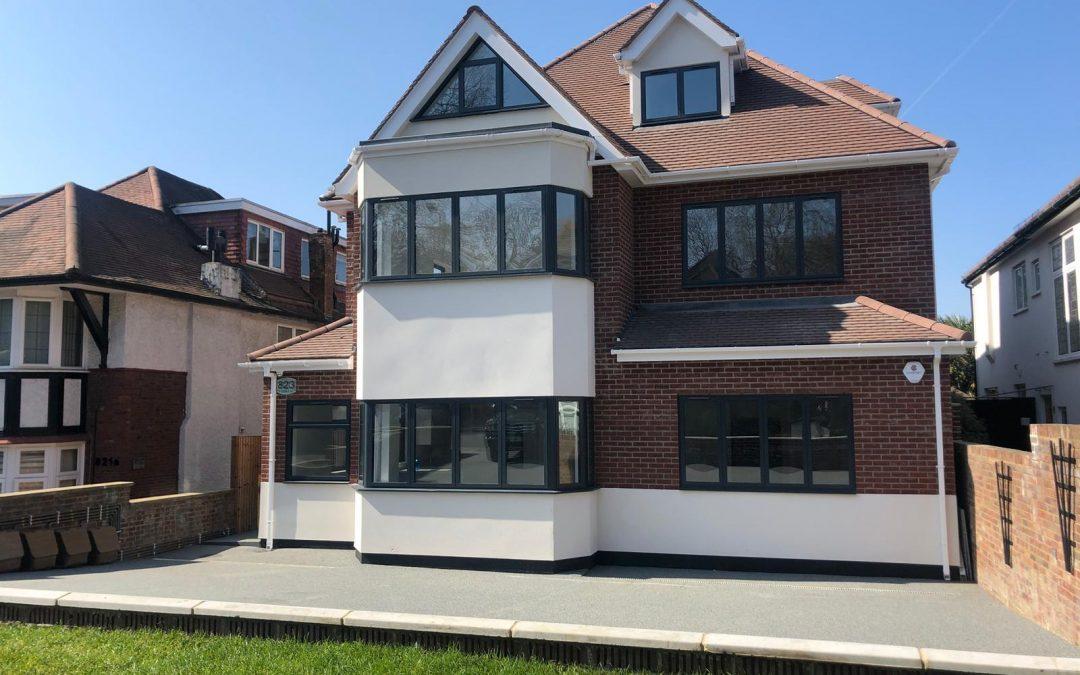 New Build – 6 Apartments, 2018