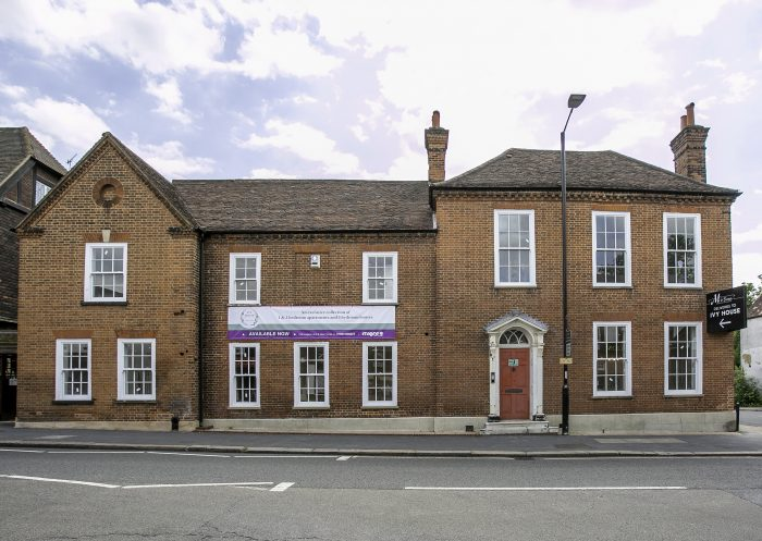 Conversion of Listed Building – 6 Flats, 2020